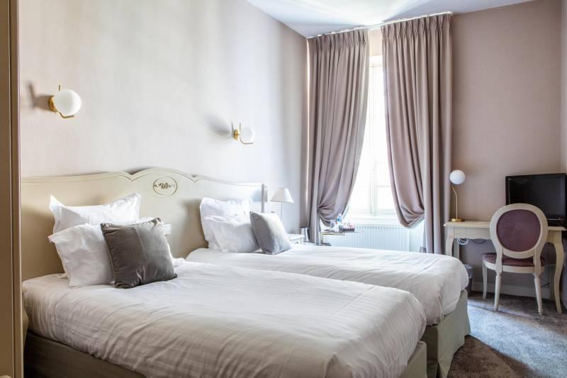 Belle chambre twin à Auxerre