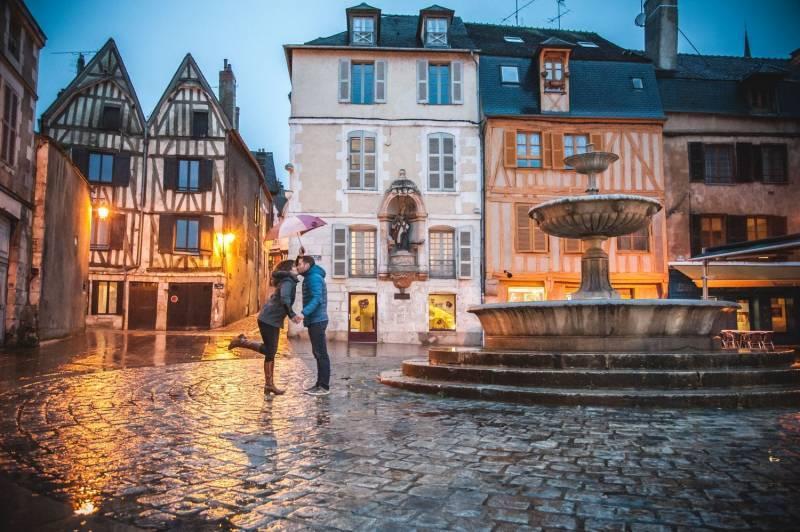 Week-end en amoureux Bourgogne Auxerre | Crédit photo : © Titouan Rimbault
