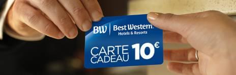 Carte de fidélité Best Western Rewards